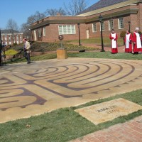 Labyrinth Church Service